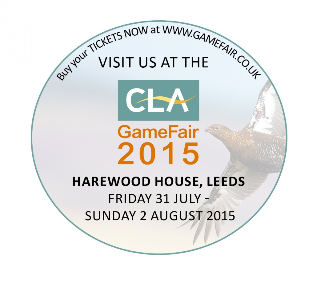 CLA Game Fair 2015_ Advertising Logo