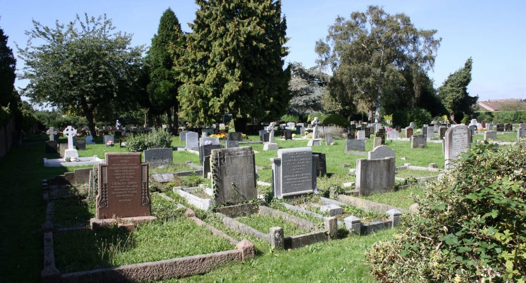 Cemetery Services - Pear Technology on