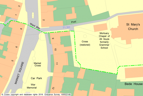 OS Mastermap Topography