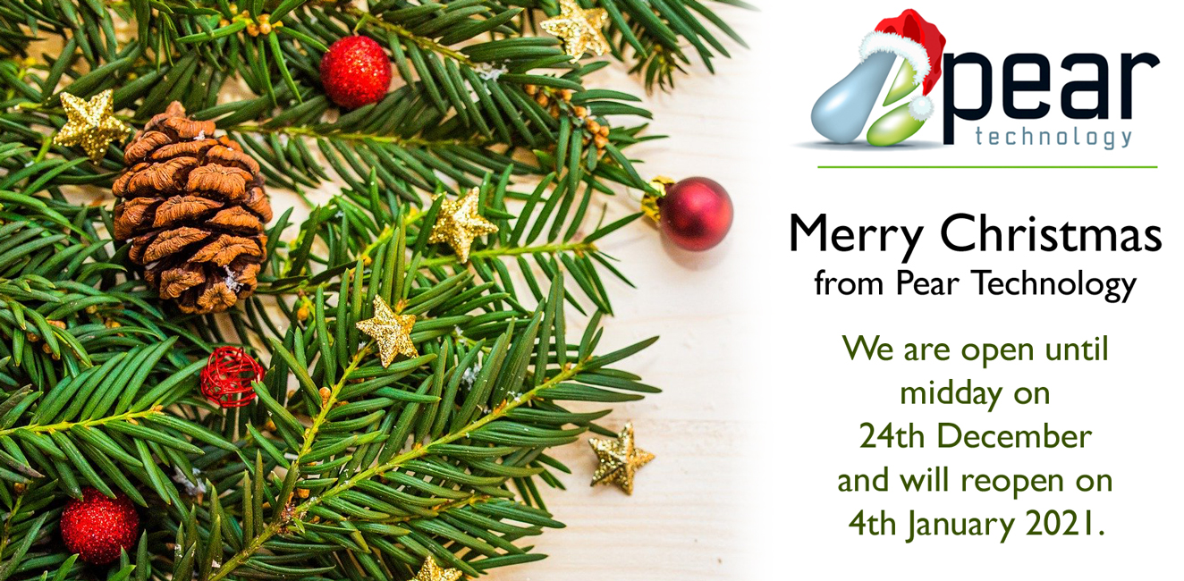 we will be working until midday on 24th December and will return on monday 4th January 2021